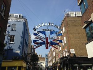 We took a whole day out of our itinerary for shopping at places like Carnaby Street and we needed it!