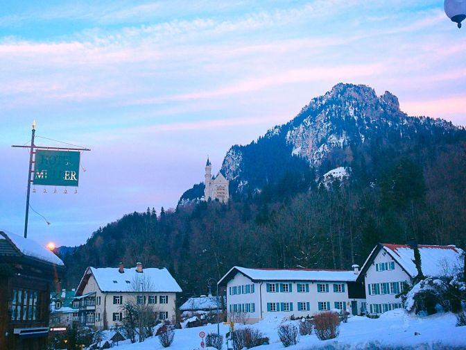 36 Hours of Neuschwanstein and Bavarian Treats