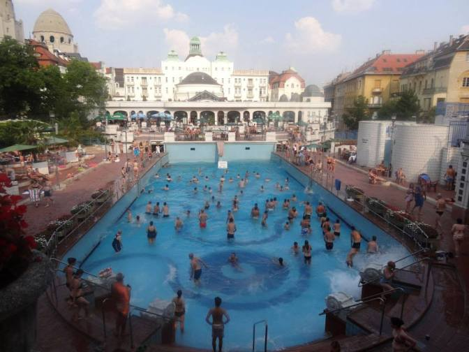 The Best Bath in Budapest: Gallert or Szechenyi?